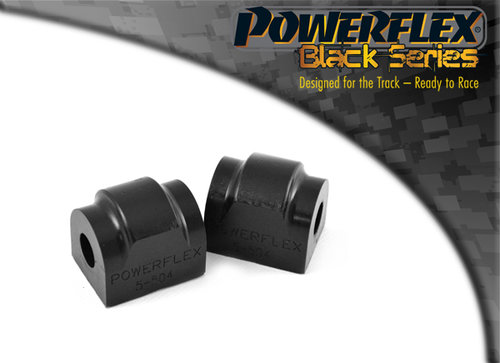 Powerflex Black Series Anti roll bar montagebussen achter 18mm BMW 5 serie E34 1988 – 1996