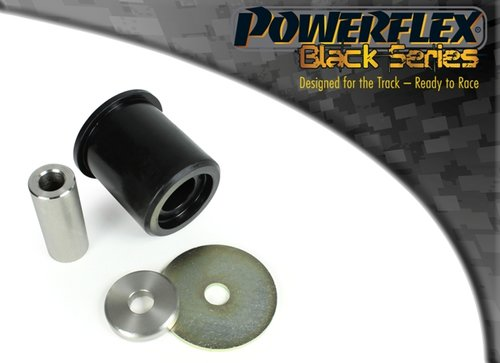 Powerflex Black Series Differentieel achter montagebus voor BMW 5 serie E34 1988 – 1996
