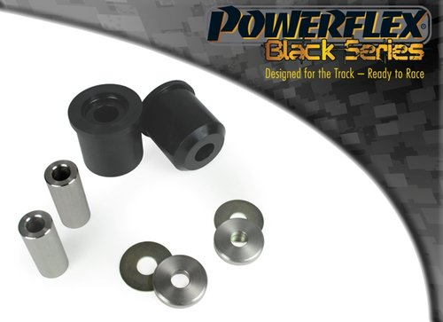 Powerflex Black Series Differentieel achter montagebus achter BMW 5 serie E34 1988 – 1996