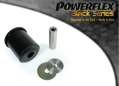 Powerflex Black Series Differentieel achter montagebus achter BMW 5 serie F10 F11 Sedan touring 2010 – 2016