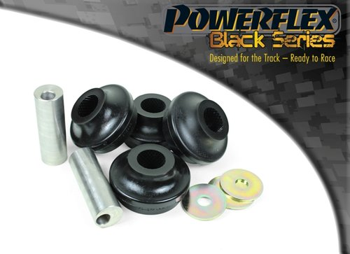 Powerflex Black Series Radius Arm voor naar chassis rubber caster offset BMW 6 serie F06 F12 F13 Coupe cabrio 2011 –