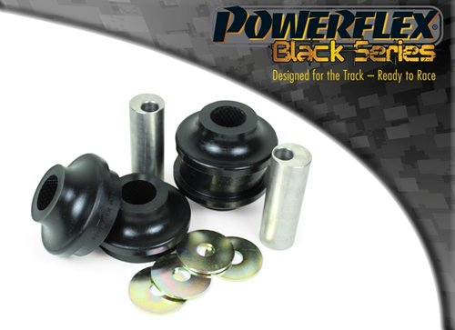 Powerflex Black Series Radius Arm voor naar chassis rubber caster offset BMW 6 serie F06 F12 F13 M6 2011 –