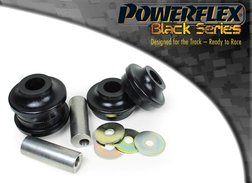Powerflex Black Series Radius Arm voor naar chassis rubber caster offset BMW 6 serie F06 F12 F13 xDrive 2011 –