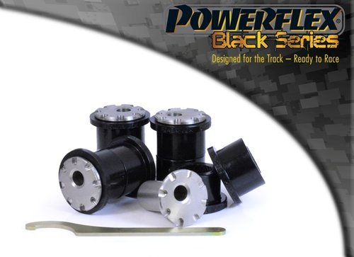 Powerflex Black Series Trailing arm bus achter verstelbaar BMW 7 serie E32 1988 – 1994