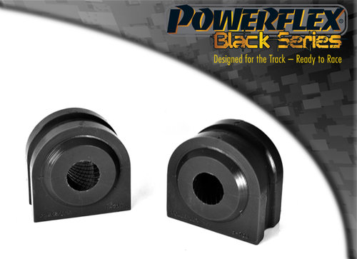 Powerflex Black Series Stabilisatorstangbevestiging voor 25.6mm BMW 7 serie E65 E66 E67 2001 – 2008