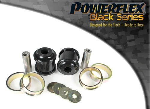 Powerflex Black Series Radius Arm voor naar chassis rubber BMW 7 serie F01 2007 –