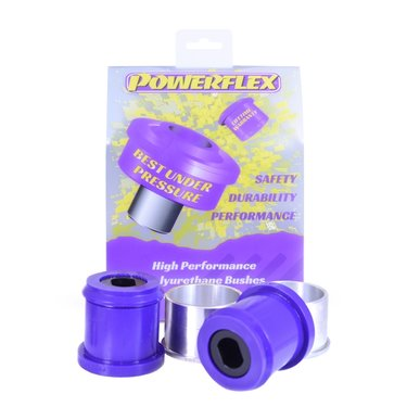 Powerflex Road Series Voorste arm achterste bus BMW X serie X1 F48 F49 2016 –