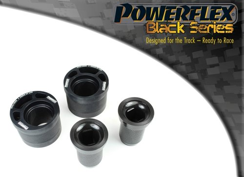 Powerflex Black Series Voorste arm achterste bus caster offset BMW X serie X1 F48 F49 2016 –