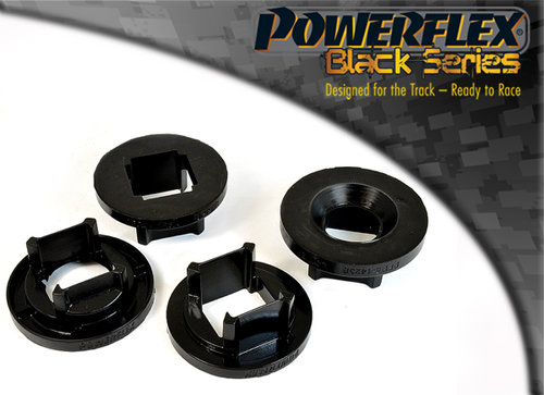 Powerflex Black Series Subframe achter rubber insert achter BMW X serie X6 E71 2007 – 2014
