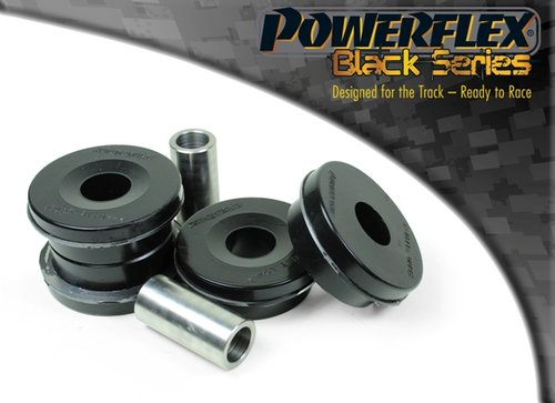 Powerflex Black Series Subframe achter rubber achter BMW Z serie Z4 E89 2009 –