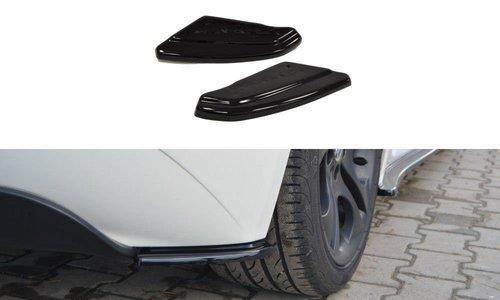 BMW Z4 E85 en E86 diffusor hoeken zijkanten achterbumper Maxton Design