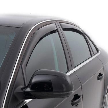 ClimAir zijwindschermen achterportieren classic 3 serie E90 2005 - 2011 sedan