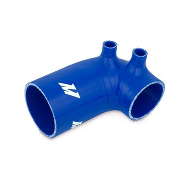 Mishimoto silicone intake boot 89mm blauw HFM BMW E36 325 328 M3 1992 - 1999