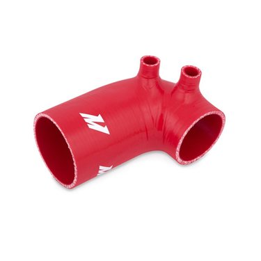 Mishimoto silicone intake boot 89mm rood HFM BMW E36 325 328 M3 1992 - 1999