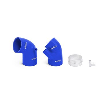 Mishimoto intake boot kit blauw MM BMW E46 320i 323i 325i 328i 1999 - 2005
