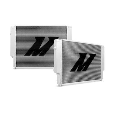 Mishimoto aluminium radiateur x-line BMW 3 serie E30 E36 (ook M3) 1988 - 1999