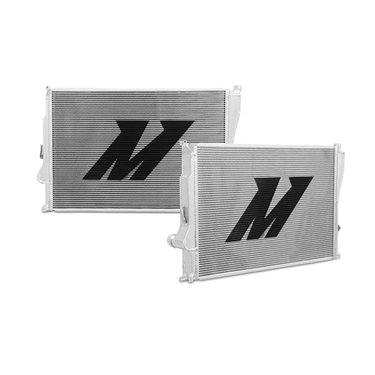Mishimoto aluminum radiateur BMW 3 serie E46 M3 2001 - 2006