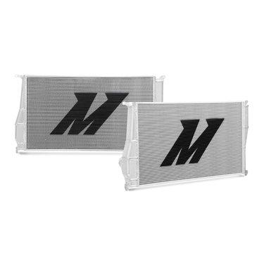 Mishimoto aluminium performance radiateur BMW E82 E88 E90 E92 E93 135i 335i 2006 - 2013