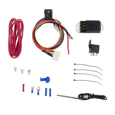 Mishimoto verstelbare fan controller kit met probe sensor