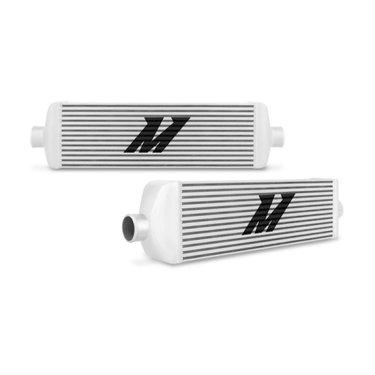 Mishimoto universele intercooler J Line zilver 56x18x10cm 2.5 Inch