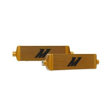 Mishimoto universele intercooler J Line goud 56x18x10cm 2.5 Inch