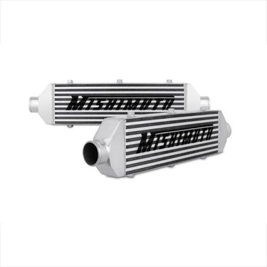 Mishimoto universele intercooler Z-Line zilver 52x16x6cm 2.5 Inch