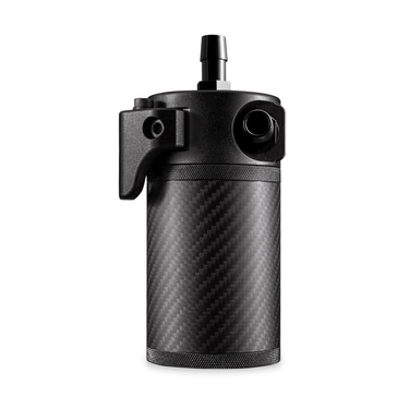 Mishimoto universele baffled oil catch can carbon