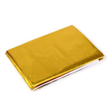 Mishimoto goud reflecterende warmtebarriére 609.6mm x 609.6mm