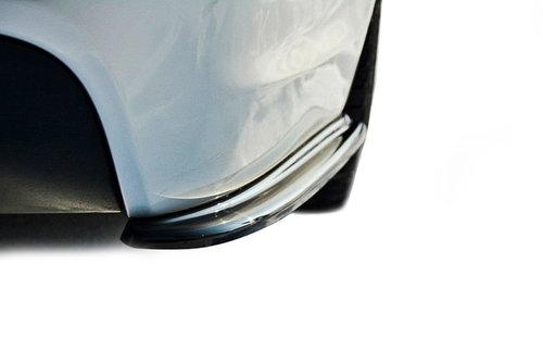 BMW 3 serie E90 diffusor hoeken zijkanten M achterbumper Maxton Design