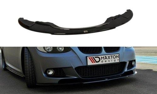 BMW 3 serie E92 en E93 front splitter M pakket model 2006 - 2010 Maxton Design