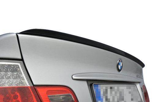 BMW 3 serie E46 coupe glanzend zwarte spoilerlip Maxton Design