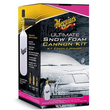 Ultimate Snow Foam Cannon Kit
