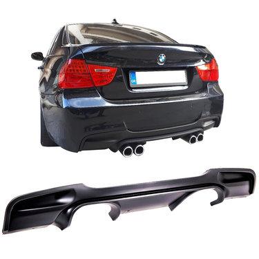 BMW 3 serie E90 en E91 CSL look diffusor M3 look