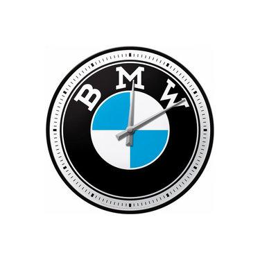 Wandklok 31cm BMW