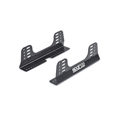 Sparco side mounts staal