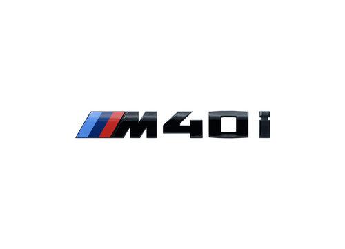 X3 X4 M40i embleem origineel BMW