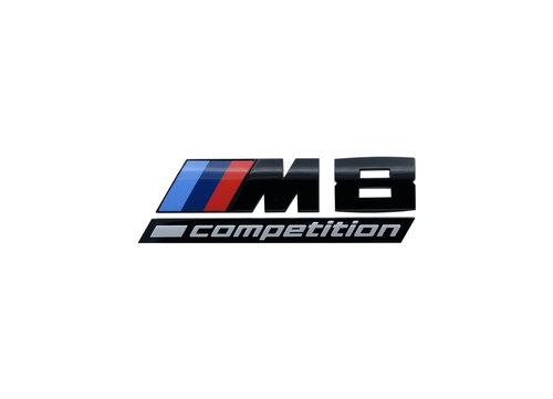 M8 Competition embleem origineel BMW