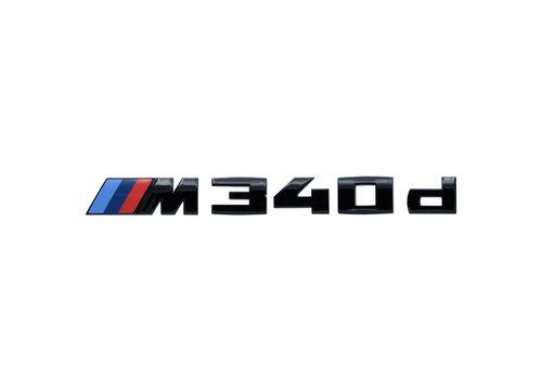 M340d embleem BMW 3 serie G20 G21 origineel BMW