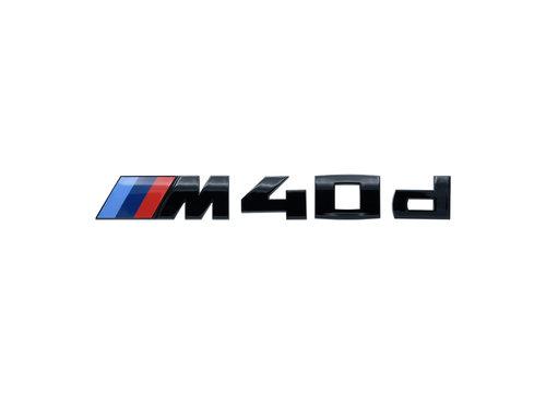 M40d embleem BMW X3 G01 origineel BMW