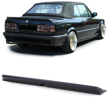 Kofferklep spoiler style 1 BMW 3 serie E30 2 deurs, 4 deurs en cabrio