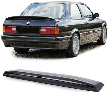 Kofferklep spoiler style 2 BMW 3 serie E30 2 deurs, 4 deurs en cabrio