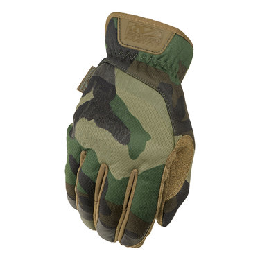 Mechanix Wear handschoenen Fastfit woodland