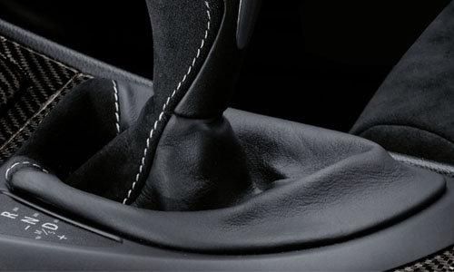 BMW 3 serie E90 E91 E92 E93 pookhoes alcantara automaat