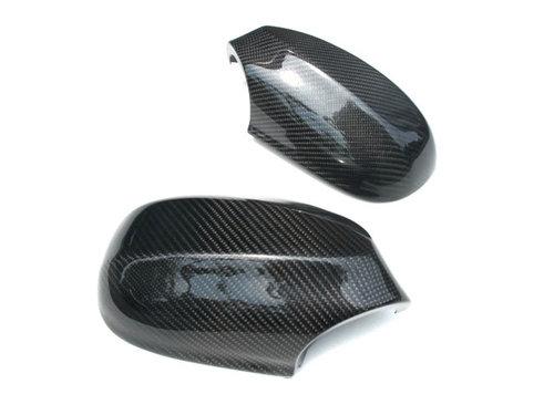 BMW 3 serie E92 en E93 LCI carbon spiegelkappen