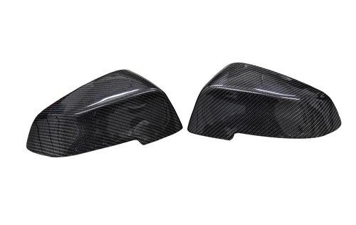 BMW 5 serie F07 LCI, F10 LCI EN F11 LCI carbon spiegelkappen