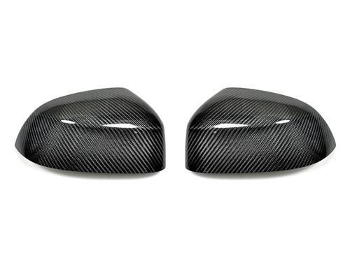 BMW X3 F25 X4 F26 X5 F15 en X6 F16 carbon spiegelkappen