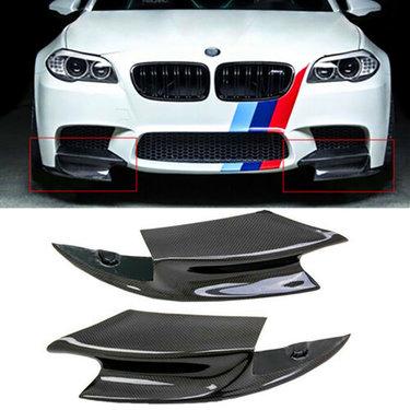 BMW 5 serie F10 M5 carbon front splitter
