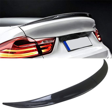 BMW X4 F26 performance look koffer spoiler carbon look