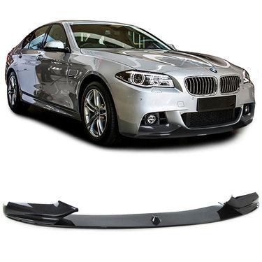 BMW 5 serie F10 en F11 carbon look performance look frontspoiler