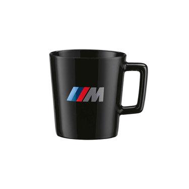 Mok zwart met BMW M logo porselein origineel BMW